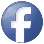 Round Facebook Button-256x256