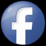 Round Facebook Button-256x256